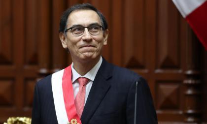 En Perú, 'Vacunagate' salpica a expresidente