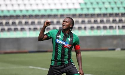 Rodallega marcó doblete en nueva derrota del Denizlispor