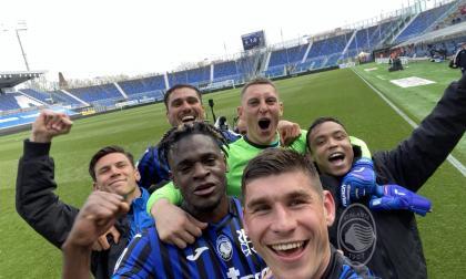 Atalana vs. Juventus por la Serie A de Italia