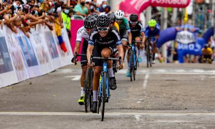 Óscar Sevilla recupera el liderato de la Vuelta a Colombia