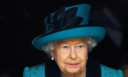 El luto 'reina' en el cumpleaños de Isabel II