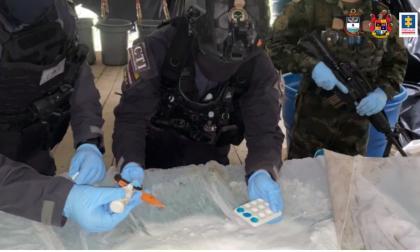 Incautan más de tres toneladas de cocaína de disidencias de las Farc