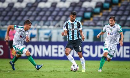 Gremio vs. La Equidad por la Copa Sudamericana