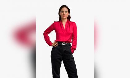 El 'flow' natural de Carolina Ramírez