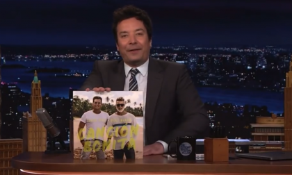 Carlos Vives y Ricky Martin llegan a The Tonight Show de Jimmy Fallon