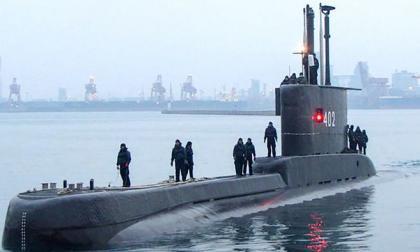 Avión de EE. UU. se unirá a la búsqueda del submarino en Indonesia