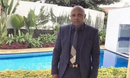Recapturan al ex funcionario de la Dian, Omar Ambuila