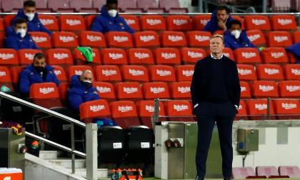 Koeman dice que hay asuntos más relevantes que las amenazas de la Uefa