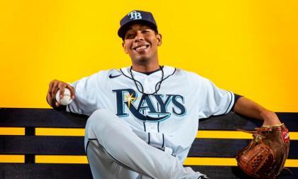 Tampa Bay Rays convoca a Luis Patiño