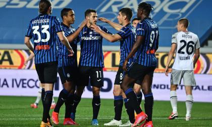 Atalanta derrotó al Bolonia por 5-0