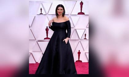 Iniciaron los Oscar 2021 con la alfombra roja