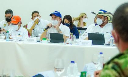 Autoridades proponen trabajar unidas por la seguridad en Sucre