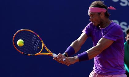 Rafael Nadal recuperó su número dos mundial en el ranking