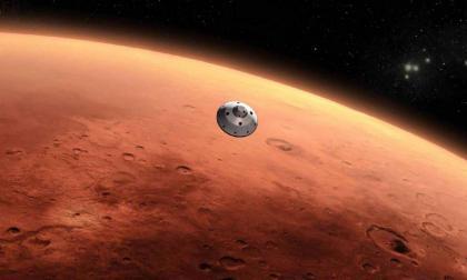 Estudio asegura que hubo lagos y ríos en Marte