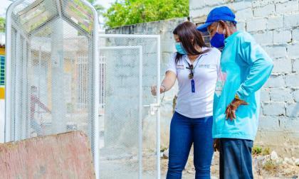Instalan 'puntos limpios' en ribera del Manzanares para reciclaje de basuras