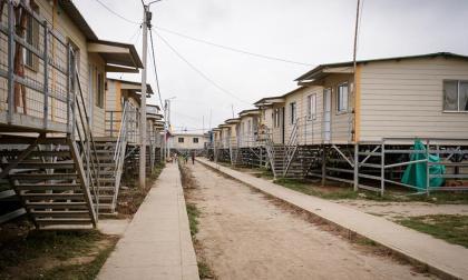 Más de 300 casas en Sucre-Sucre ya tienen energía eléctrica