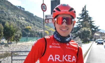 Miguel Flórez vuelve a entrenarse tras haber sufrido una fractura