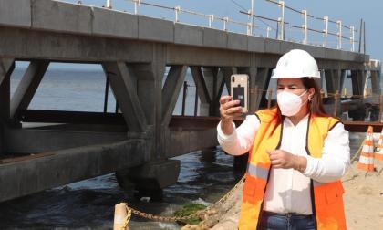 Avanza proyecto del distrito de Puerto Colombia