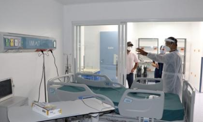 Clínica Imat en Montería llegó al tope de su capacidad