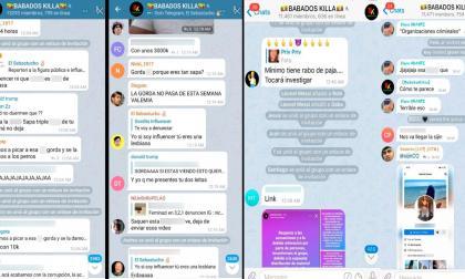 Víctima de chat 'Babados Killa' había denunciado ante la Fiscalía