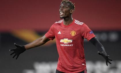 Pogba dice que el resultado del Manchester United es positivo