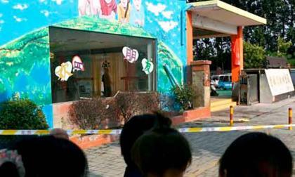 Ataque con cuchillo en una guardería de China deja dos niños muertos