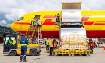 Llegaron a Colombia 549.900 nuevas vacunas de Pfizer