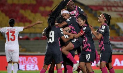 Las Tiburonas no harán parte de Liga Femenina 2021