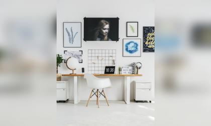 Ideas de decoración para un espacio de teletrabajo