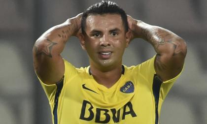 Edwin Cardona será baja dos semanas en Boca por problemas cardíacos