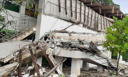Declaran urgencia manifiesta por colapso de Ecoparque Las Cavernas, en Sucre