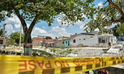 Asesinan a un hombre en el barrio Villa Muvdi