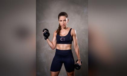 Sara Ordóñez, fuerza y deporte llevados al emprendimiento