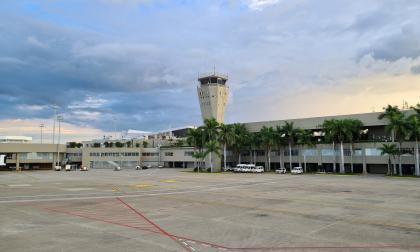 Suspenden temporalmente las operaciones del aeropuerto de Cali