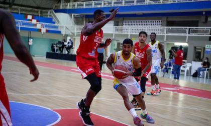 Suspendidas dos jornadas de la Liga de Baloncesto Profesional en Colombia