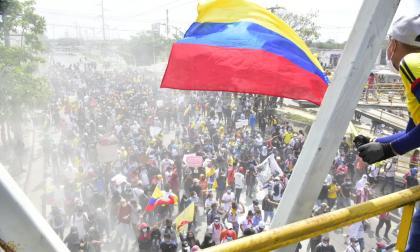 Alcaldía de Barranquilla ubica a jóvenes reportados como desaparecidos durante protestas