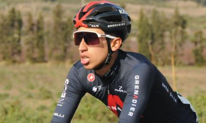 "Egan Bernal acude ""emocionado"" al Giro de Italia"