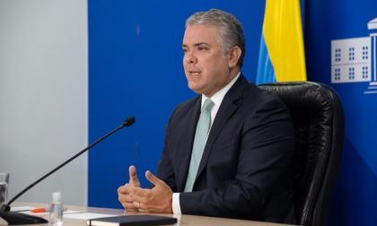 Duque inició diálogo nacional, apuesta para ponerle fin a protestas