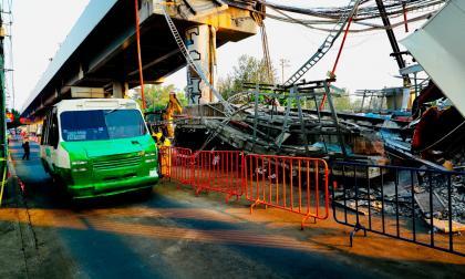 Crecen sospechas de negligencia en la tragedia del metro en Ciudad de México