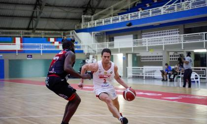 Titanes de Barranquilla vs. Motilones del Norte Liga Baloncesto Profesional