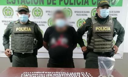 Capturan a 13 personas por tráfico de droga en Córdoba