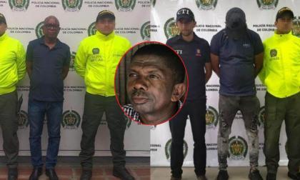 Más de 40 años de cárcel a involucrados en crimen de Temistocles Machado