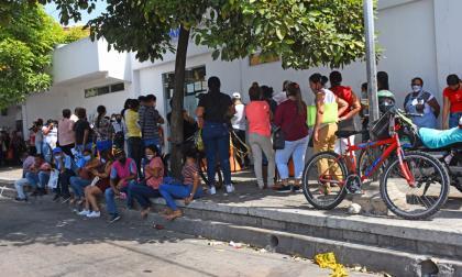 Barranquilla, en riesgo de nuevo repunte de contagios por covid-19