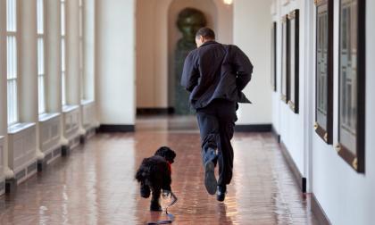 El mensaje con el que Michelle y Barack Obama despiden de una de sus mascotas