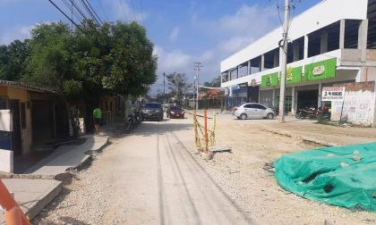 Anuncian sanciones para contratista de la vía Argelia, en Sincelejo