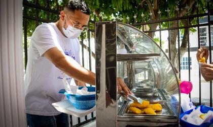 Servirle a Dios y vender empanadas: la nueva vida de El Punto