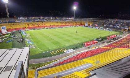 Bogotá vuelve a decirle no al fútbol