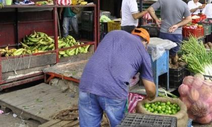 Escasez de alimentos y precios altos, efectos del paro en la Costa
