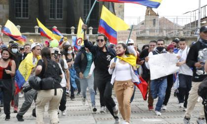 Cientos de personas salieron a las calles en una nueva jornada de protestas