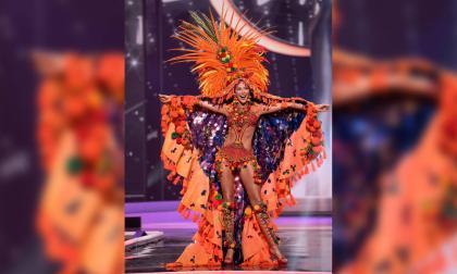 Laura Olascuaga rinde homenaje a los Wayuu en Miss Universo